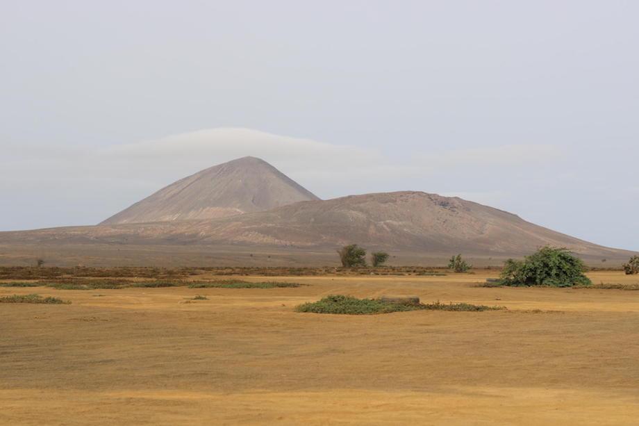 cape verde desert
