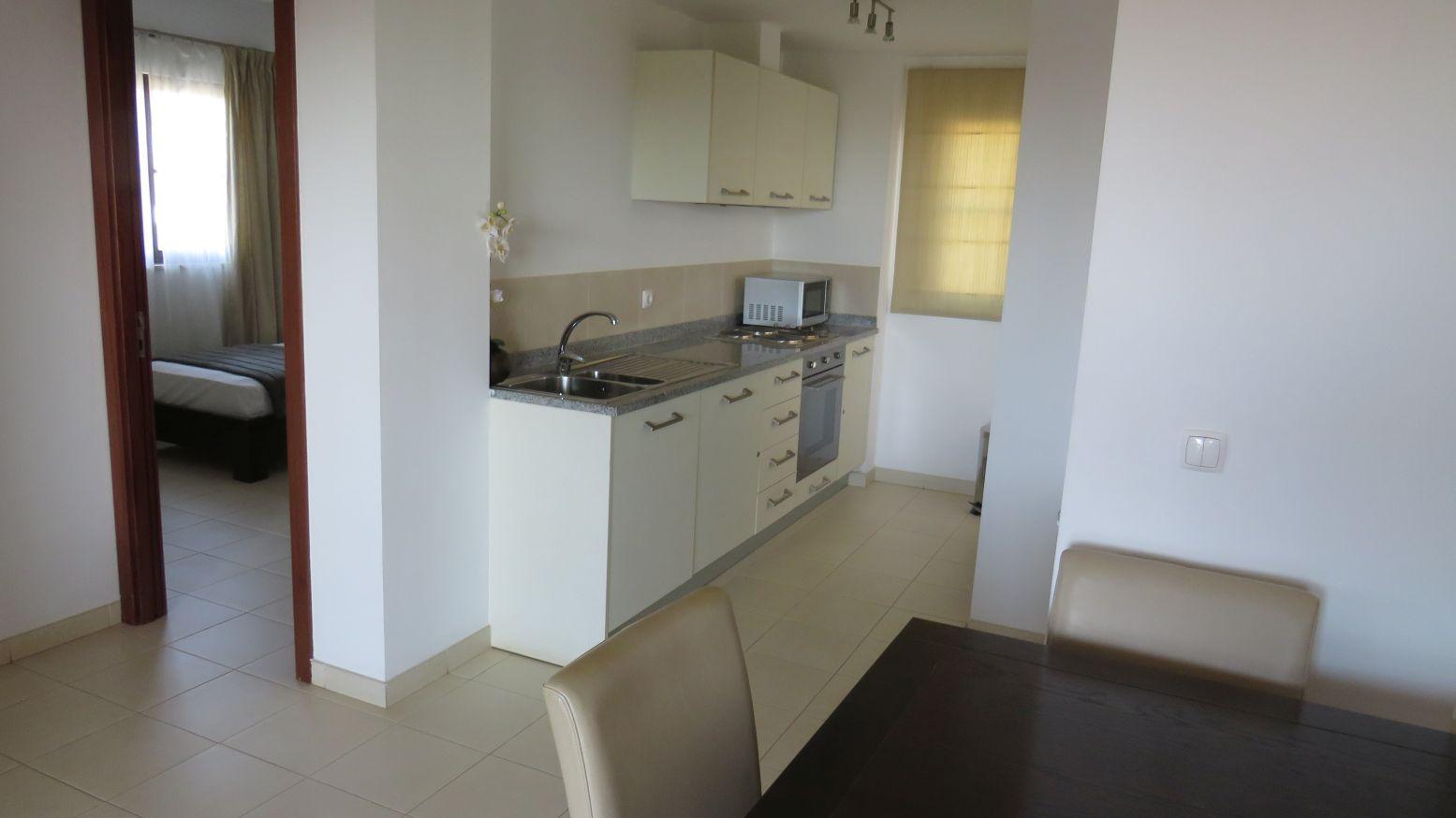 Tortuga Beach Resort Kitchen Cape Verde Property imobilaria