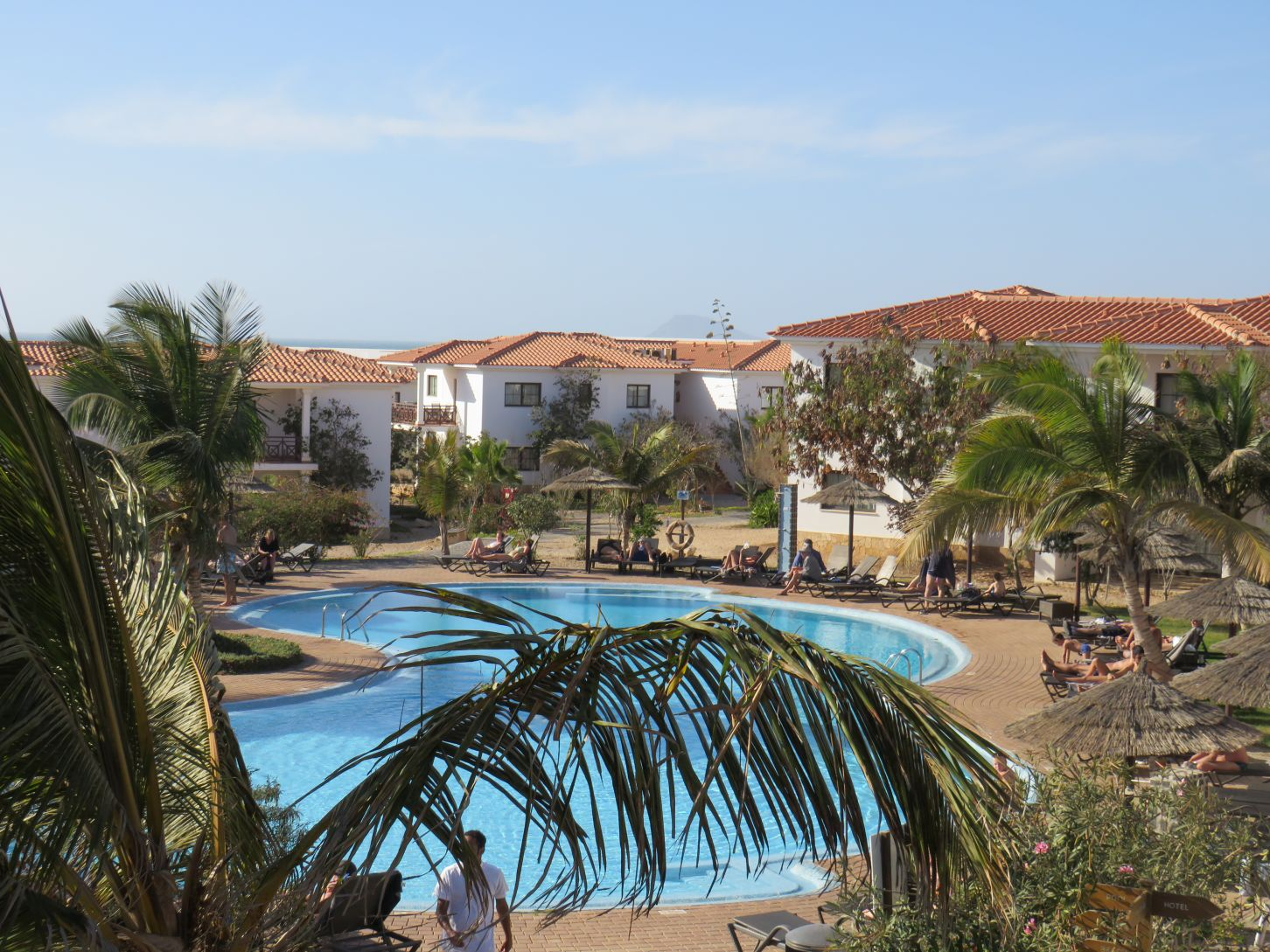 Terrace View Tortuga BEach Resort Property for Sale Cape Verde