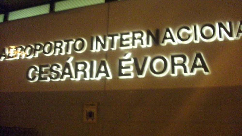 Sao Vicente international Airport