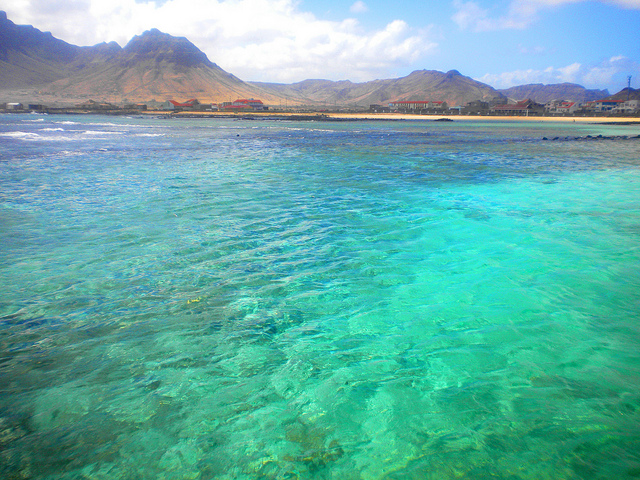 Building land, Baia Das Gatas, Sao Vicente island, Cape Verde